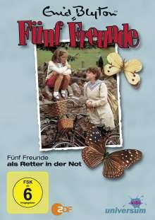 Enid Blyton: Fünf Freunde als Retter in der Not, DVD