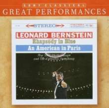 George Gershwin (1898-1937): Ein Amerikaner in Paris, CD