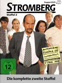 Stromberg Staffel 2, 2 DVDs