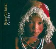 Johann Sebastian Bach (1685-1750): Bach Cantata Pilgrimage Recordings 14 (Gardiner), CD