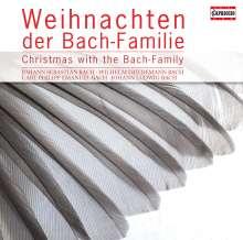 Weihnachten der Bach-Familie, CD