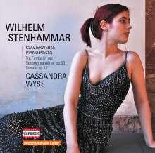 Wilhelm Stenhammar (1871-1927): Klavierwerke, CD