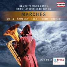 HR Brass - Marches, CD