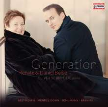 Renate & Daniel Behle - Generation, CD