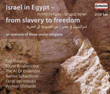 Israel in Egypt - From Slavery to Freedom (Ein Oratorium der drei Weltreligionen), 2 CDs