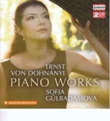 Ernst von Dohnanyi (1877-1960): Klavierwerke, 2 CDs