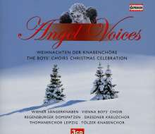 Angel Voices, 3 CDs
