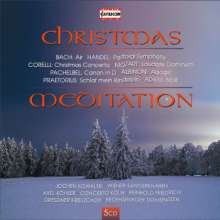 Christmas Meditation, 5 CDs
