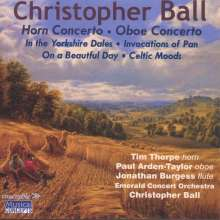 Christopher Ball (20.Jh.): Hornkonzert, CD