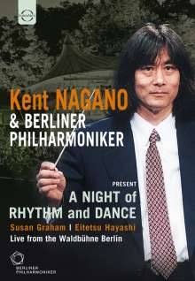Berliner Philharmoniker - A Night of Rhythm and Dance, DVD