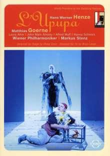 Hans Werner Henze (1926-2012): L'Upupa und der Triumph, DVD