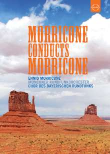 Ennio Morricone (geb. 1928): Morricone conducts Morricone, DVD