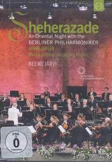 Berliner Philharmoniker - Sheherazade, DVD