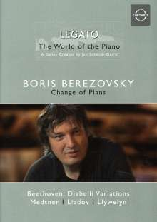 Legato - The World of the Piano - Boris Berezovsky, DVD