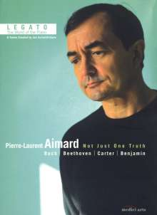 Legato - The World of the Piano - Pierre-Laurent Aimard, DVD