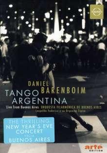 Daniel Barenboim  - Tango Argentina, DVD