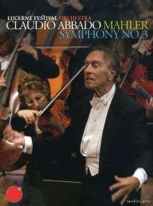Gustav Mahler (1860-1911): Symphonie Nr.3, DVD