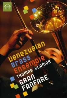 Venezuelan Brass Ensemble - Gran Fanfare, DVD