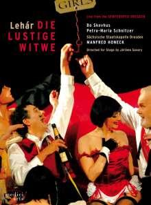 Franz Lehar (1870-1948): Die lustige Witwe, DVD