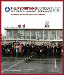 New York Philharmonic - The Pyongyang Concert (Blu-ray), Blu-ray Disc