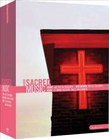 Sacred Music, 4 DVDs