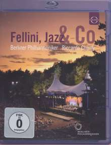 "Berliner Philharmoniker - Waldbühnenkonzert 2011 ""Fellini,Jazz & Co."", Blu-ray Disc"