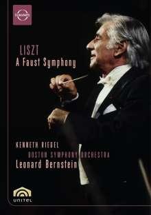 Franz Liszt (1811-1886): Faust-Symphonie, DVD