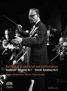 Karl Böhm in Rehearsal & Performance, DVD
