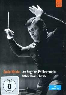 Zubin Mehta dirigiert das Los Angeles Philharmonic Orchestra, DVD