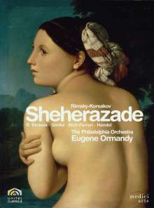 Nikolai Rimsky-Korssakoff (1844-1908): Scheherazade op.35, DVD