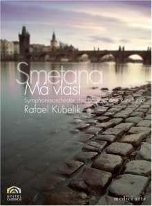 """Bedrich Smetana (1824-1884): Mein Vaterland (incl.""""Die Moldau""""), DVD"""