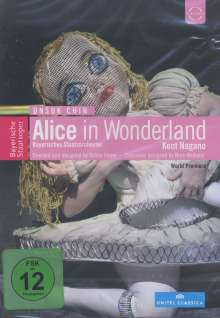 Unsuk Chin (geb. 1961): Alice in Wonderland, DVD