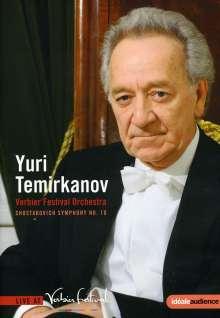 Dimitri Schostakowitsch (1906-1975): Symphonie Nr.10, DVD