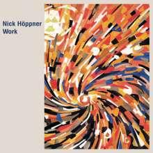 Nick Höppner: Work, CD
