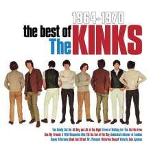 The Kinks: The Best Of The Kinks 1964-1970