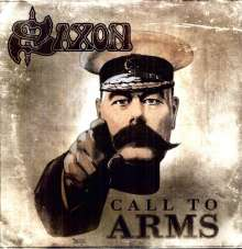 Saxon: Call To Arms, LP
