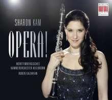 Sharon Kam - Opera, CD