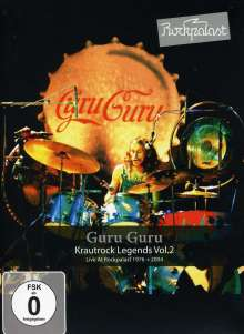 Guru Guru: Live At Rockpalast 1976 + 2004, DVD