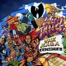 Wu-Tang Clan: The Saga Continues (Limited-Edition-Box-Set) (Purple Vinyl), 2 LPs