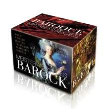 Meisterwerke des Barock (60-CD-Sonderedition), 60 CDs