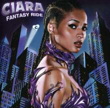 Ciara: Fantasy Ride, CD