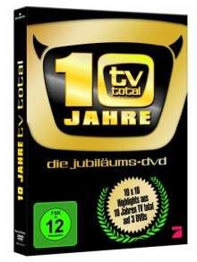 10 Jahre TV Total - Die Jubiläums-DVD, 3 DVDs