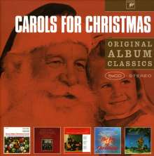Carols for Christmas - Original Album Classics, 5 CDs