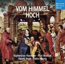 Knabenchor Hannover - Vom Himmel hoch, CD