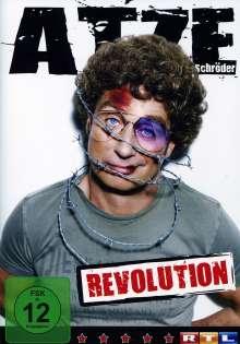 Atze Schröder: Revolution, DVD