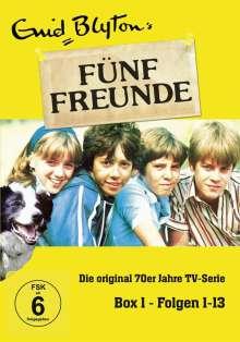 Fünf Freunde Episoden 1-13, 3 DVDs