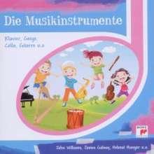 Esprit Kids - Die Musikinstrumente, CD
