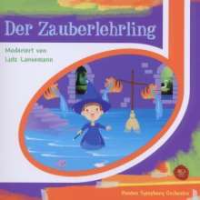 Esprit Kids - Der Zauberlehrling, CD