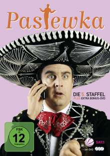 Pastewka Staffel 5, 3 DVDs