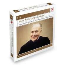 Bruno Walter dirigiert Mozart, 6 CDs